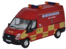 OxfordsWest Sussex Fire and Rescue Fleet Support Transit